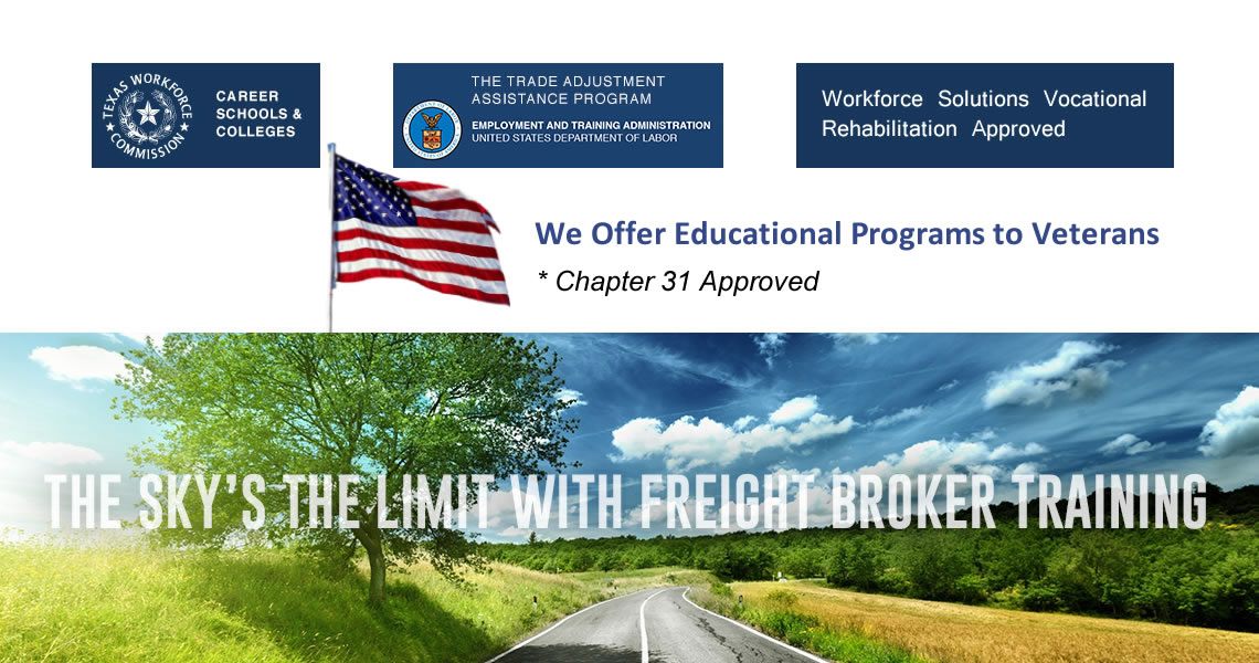 The Sky's the Limit with Freight Broker Training!